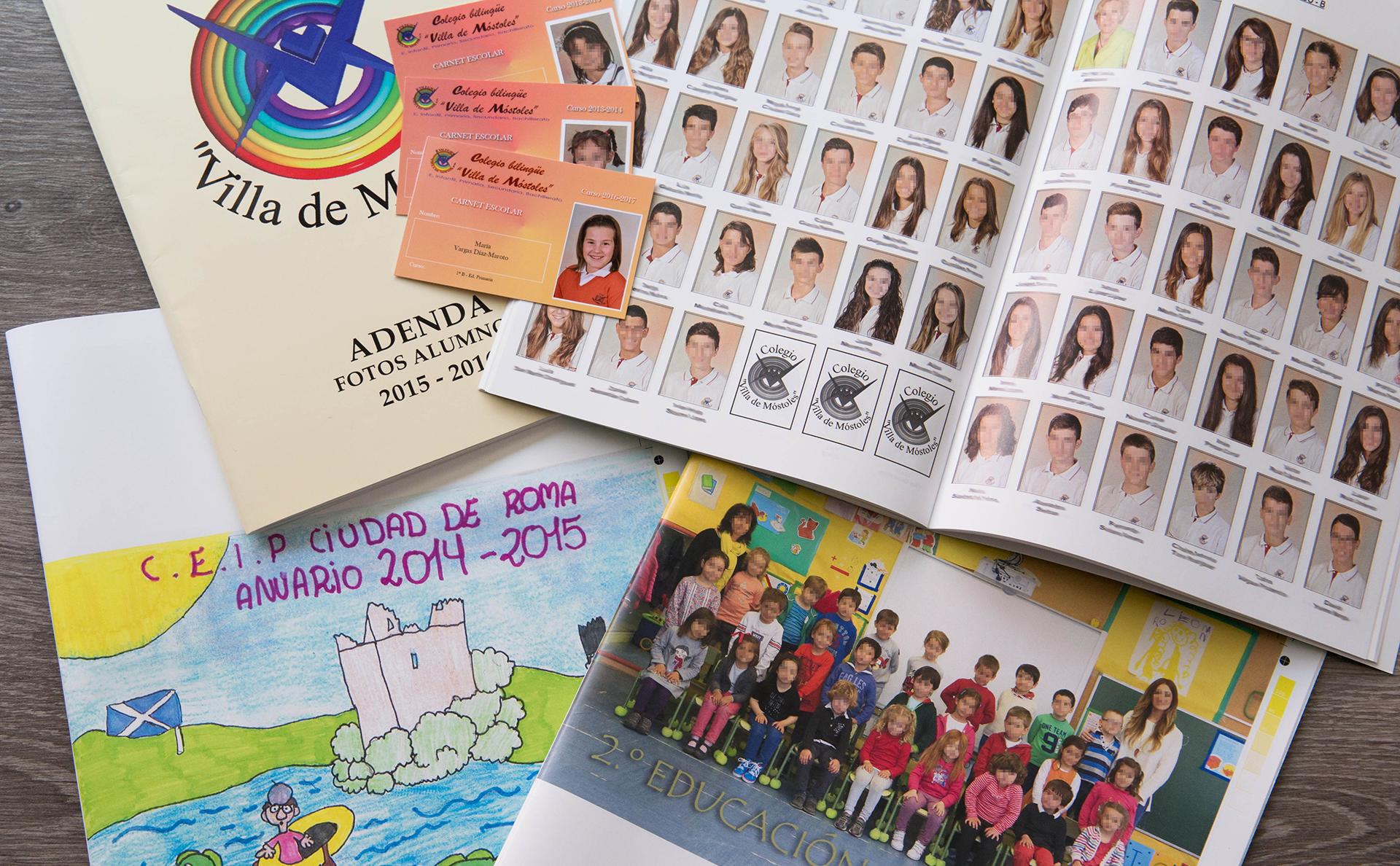 Alma Digital carnets anuarios y adendas