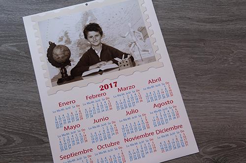 Alma Digital calendario de pared