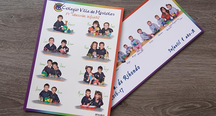 Orlas Escolares Graduación Infantil