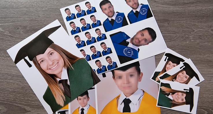 Fotos escolares graduacion